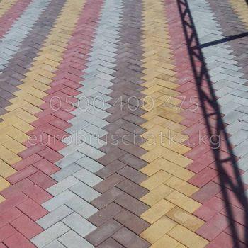 тротуарная плитка в бишкеке